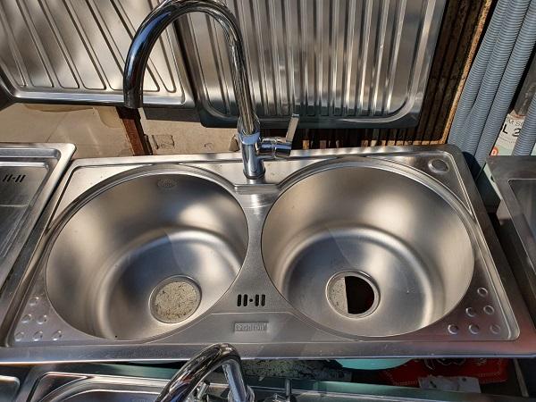 Chậu rửa bát inox Gorlde GD 5902