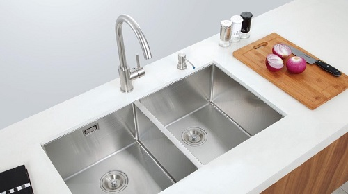 Chậu rửa bát Handmade Inox 304 Miken MKRB-8345C