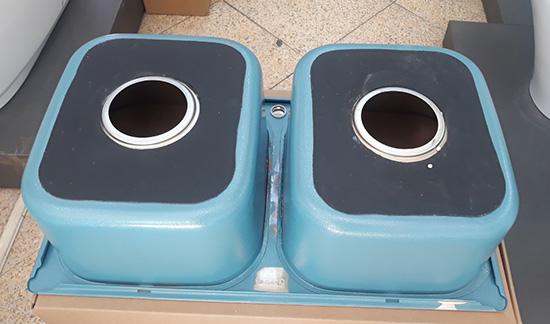 Chậu rửa bát inox Gorlde GD-5304
