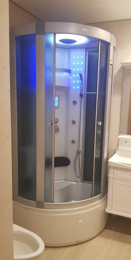 Phòng xông hơi ướt Govern JS-101