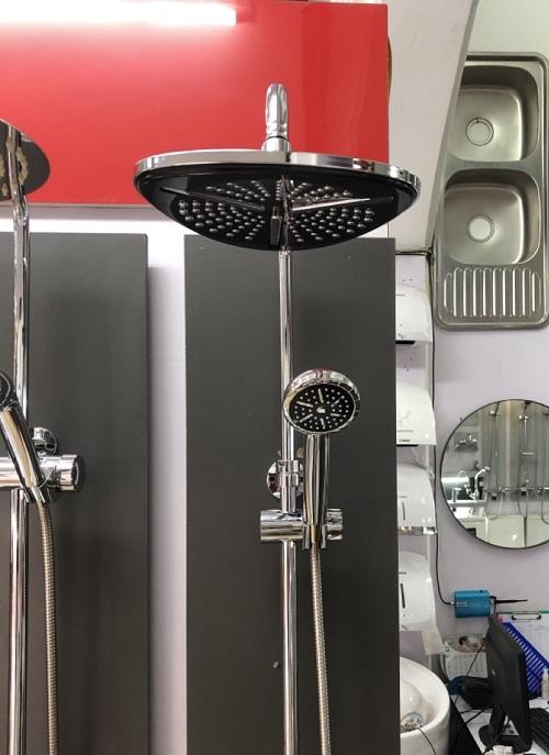 Sen cây tắm nóng lạnh Hado SB-202