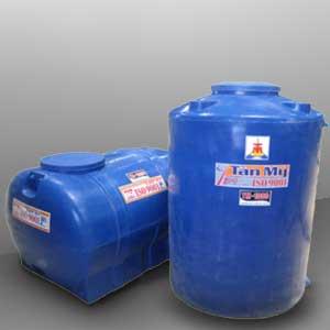Bồn nhựa đa năng Tân Mỹ TM300L ( Đứng + Nằm)