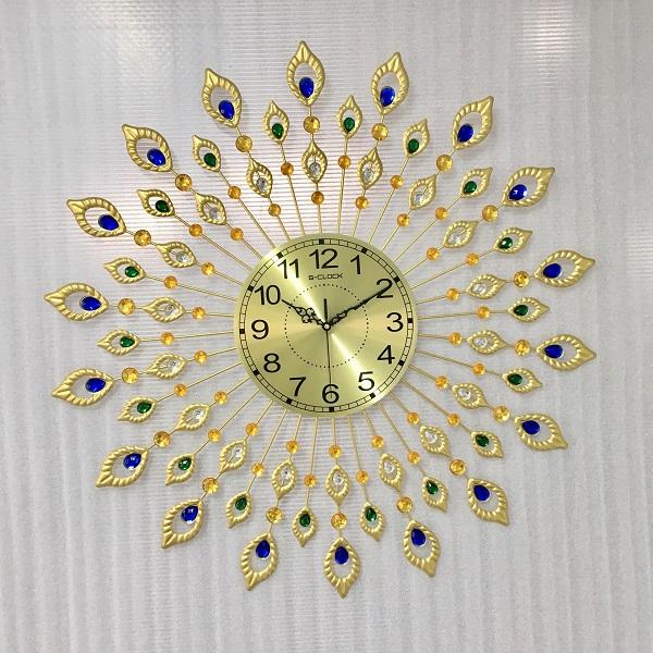 Đồng hồ treo tường G-CLOCK 1806