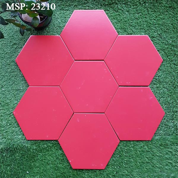 Gạch bông men lục giác 200x230 23210
