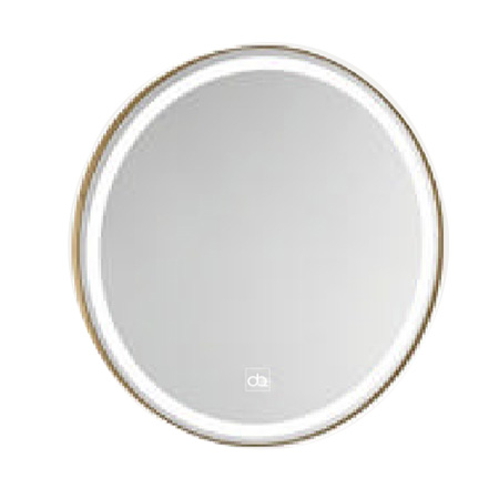 Gương phòng tắm đèn led cảm ứng Đình Quốc DQ 69018C