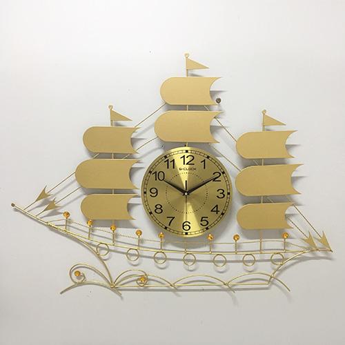 Đồng hồ treo tường G-CLOCK 1912G