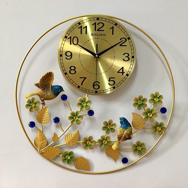 Đồng hồ treo tường G-CLOCK 1923