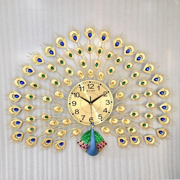 Đồng hồ treo tường G-CLOCK 1928-D12