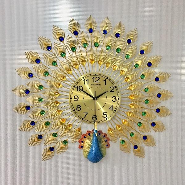Đồng hồ treo tường G-CLOCK 1936-D16