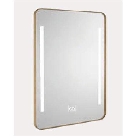 Gương phòng tắm đèn led Đình Quốc DQ 99902A
