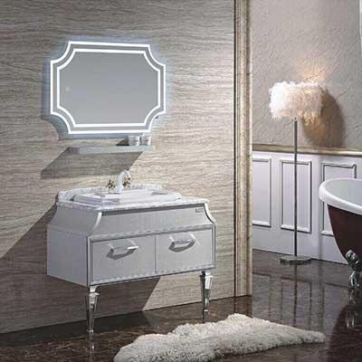 Bộ tủ chậu Inox Dada A8982