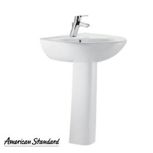 Chậu rửa Lavabo treo tường AMERICAN Standard 0956-WT/ 0775-WT