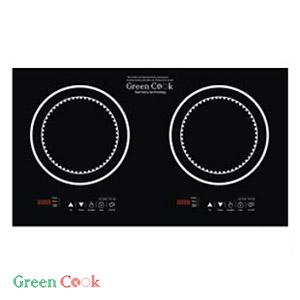Bếp từ đôi Green Cook GC-H1