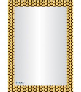 Gương phòng tắm Hobig tráng bạc HB2-746