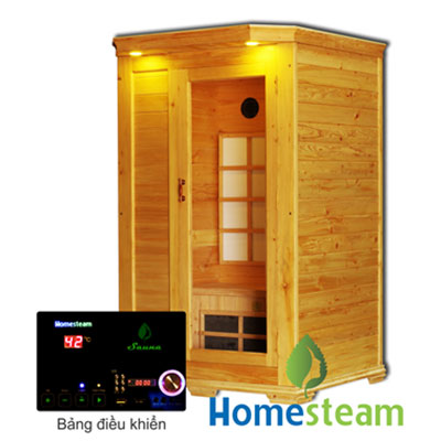 Phòng xông hơi khô HomeSteam HS-201A