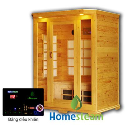 Phòng xông hơi khô HomeSteam HS-401A
