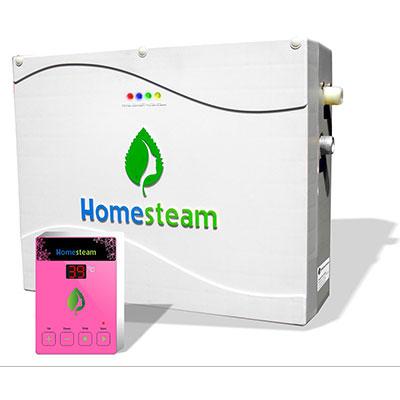Máy xông hơi ướt HomeSteam MA–440HS Pink