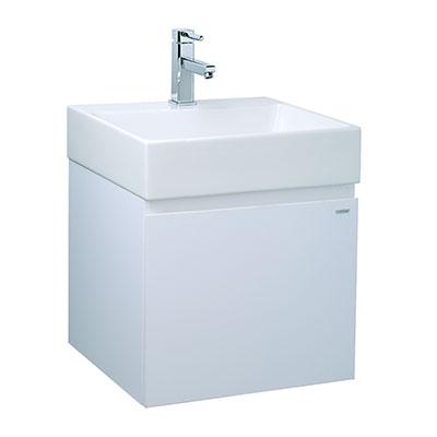 Chậu lavabo và tủ treo Caesar LF5253-EH152V