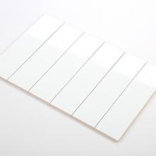 Gạch thẻ ốp tường trắng mờ bóng 75x300 M75300ZY