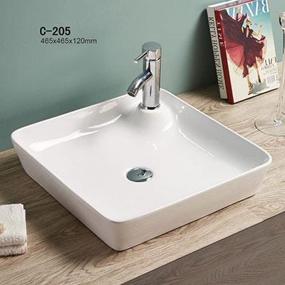 Chậu rửa lavabo Moonoah MN-C205