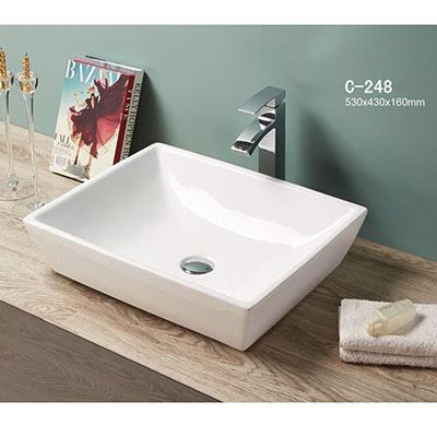 Chậu rửa lavabo Moonoah MN-C248