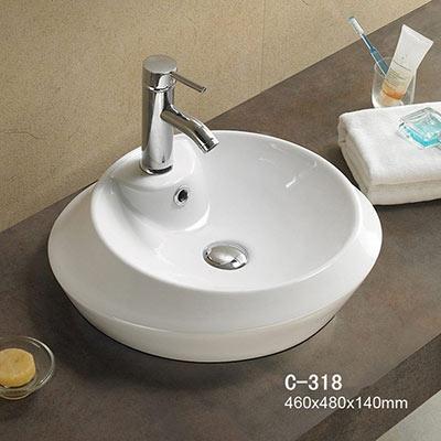 Chậu rửa lavabo Moonoah MN-C318