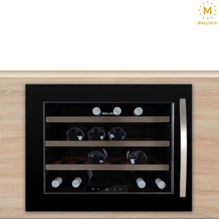 Kết quả hình ảnh cho Malloca Tủ Bảo Quản Rượu Độc Lập MWC-65B