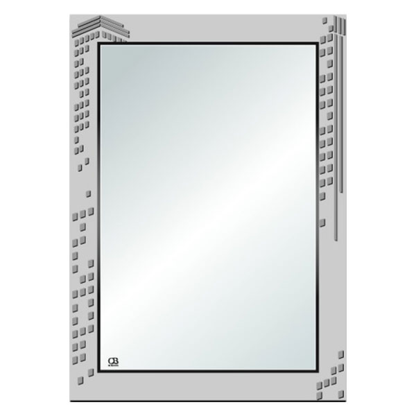Gương phôi mỹ QB Q109 60x80