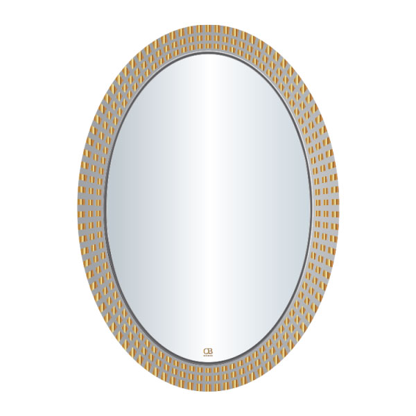 Gương phôi mỹ QB Q114 60x80
