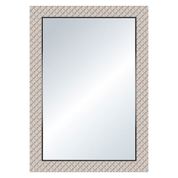 Gương phôi mỹ QB Q125 60x80