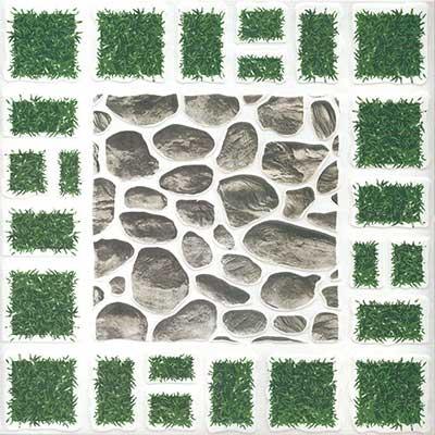 Gạch sân vườn Viglacera 4040 S1401