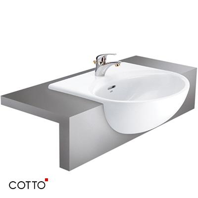 Chậu rửa lavabo COTTO C021