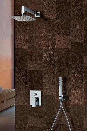 Sen tắm âm tường Crolla Shower 10257
