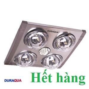 Đèn sưởi nhà tắm Duraqua DQ4N