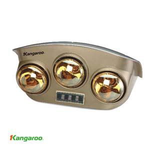 Đèn sưởi nhà tắm Kangaroo KG251