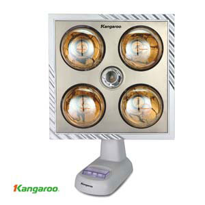Đèn sưởi nhà tắm Kangaroo KG253