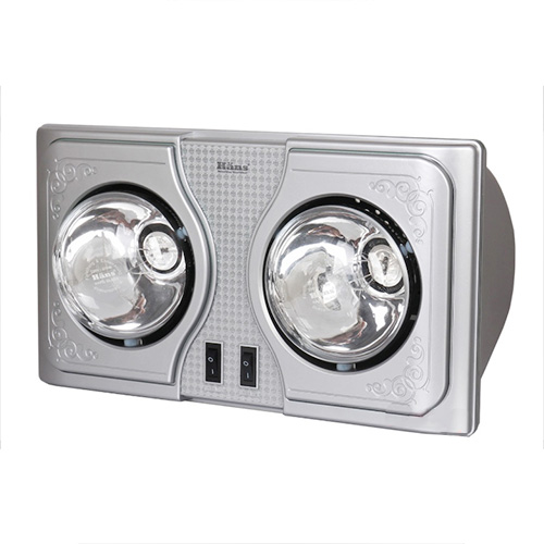Đèn sưởi nhà tắm Hans H2B