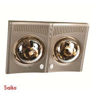 Đèn sưởi nhà tắm Saiko BH 550H