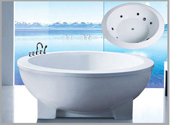 Bồn tắm Massage Govern JS-8810 1,8m