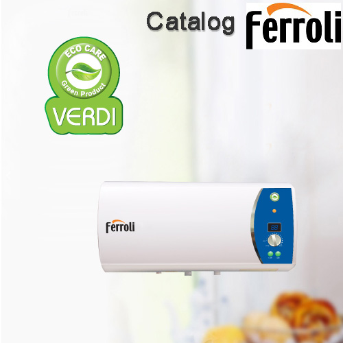 Catalog Ferroli