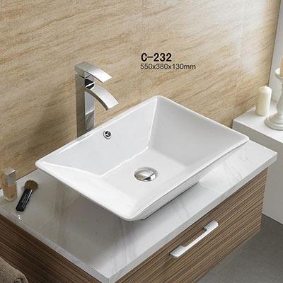 Chậu rửa lavabo Moonoah MN-C232