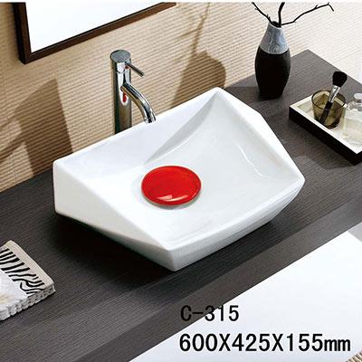 Chậu rửa lavabo Moonoah MN-C315