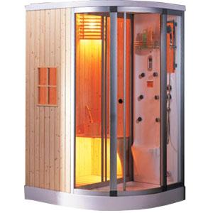 Phòng xông hơi khô và ướt NOFER SN-602R