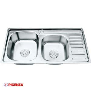 Chậu rửa bát Inox Piceza PZ9 9245