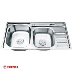 Chậu rửa bát Inox Piceza PZ9 9245B