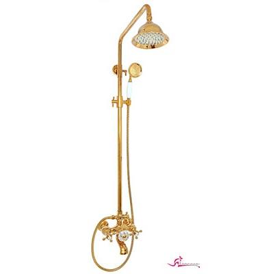 Sen cây tắm mạ vàng Bancoot SC V01