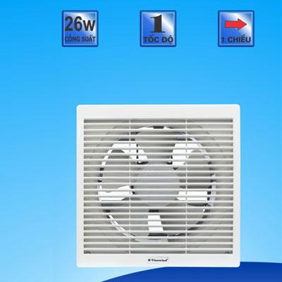 Quạt thông gió Vinawind QTG 200-PN