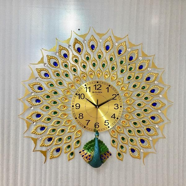 Đồng hồ treo tường G-CLOCK 2009-D12