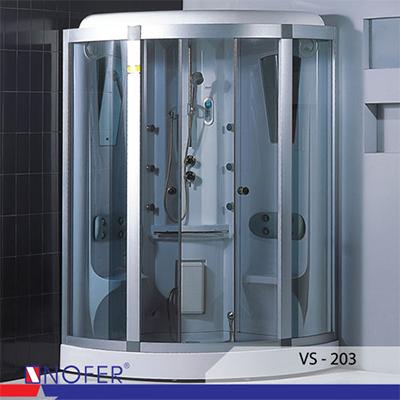 Phòng xông hơi ướt Nofer VS-203