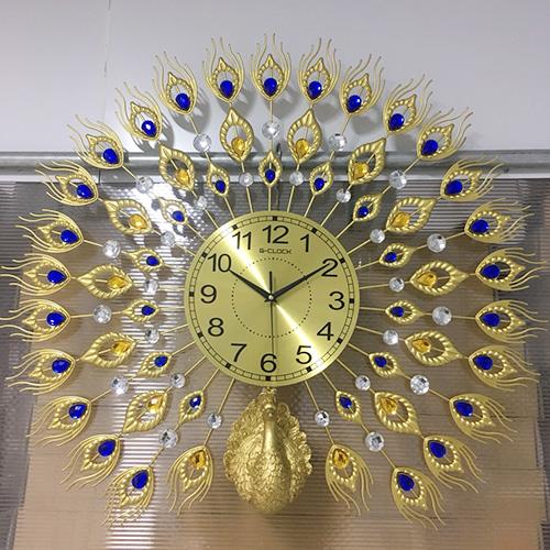 Đồng hồ treo tường G-CLOCK 1811-D11